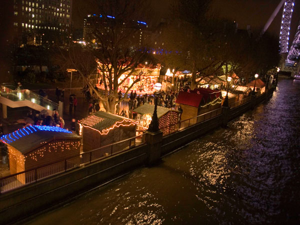 » Christmas Markets, a German tradition in London ...