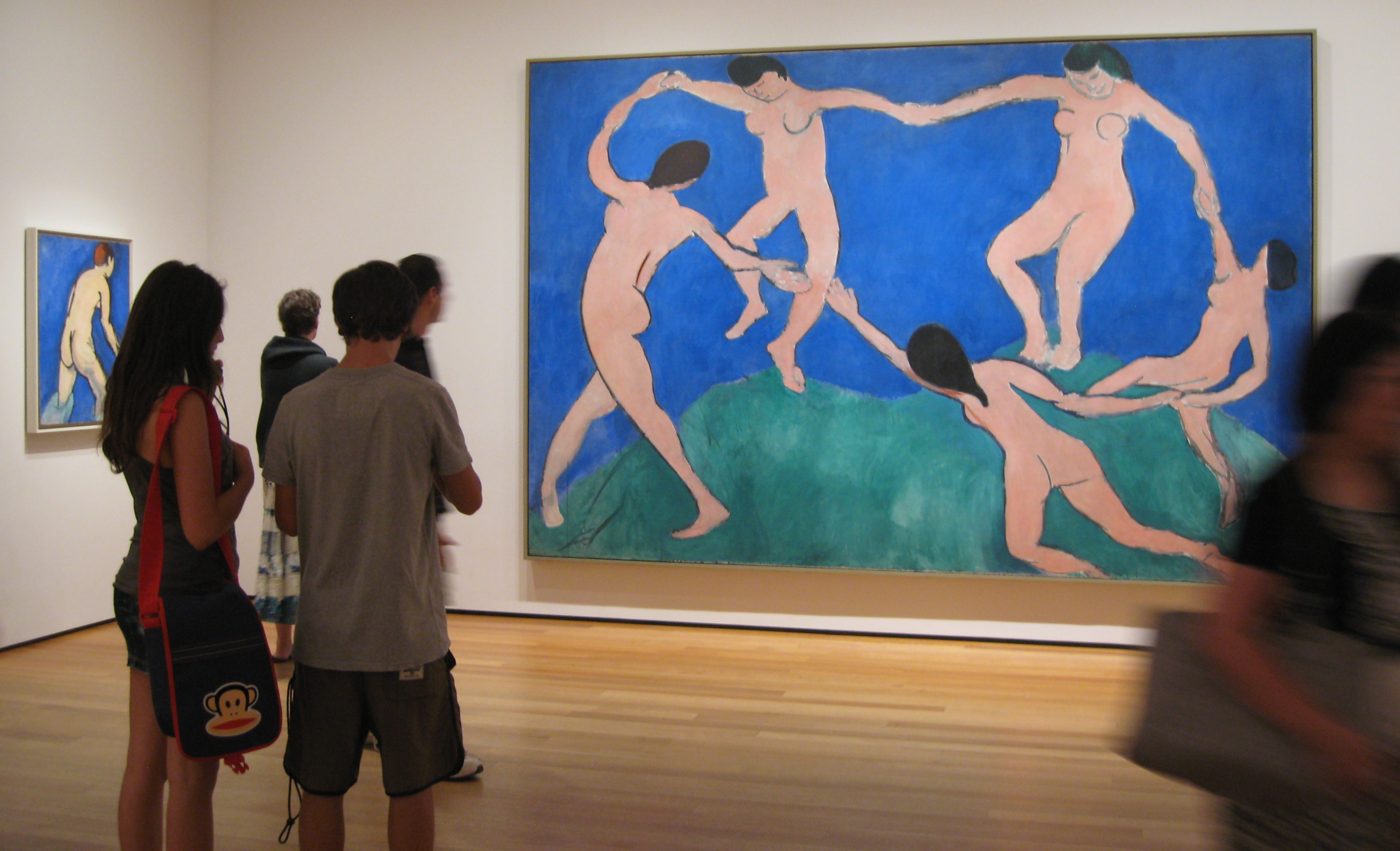 Matisse at MOMA. Photo by me