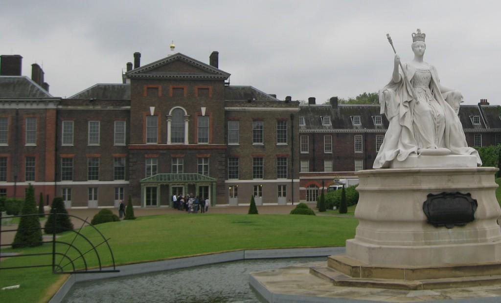 Kensington Palace. Photo by me