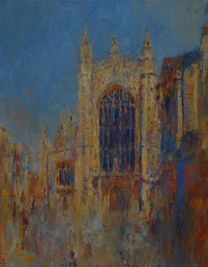 Bath Abbey, Shane Feeney