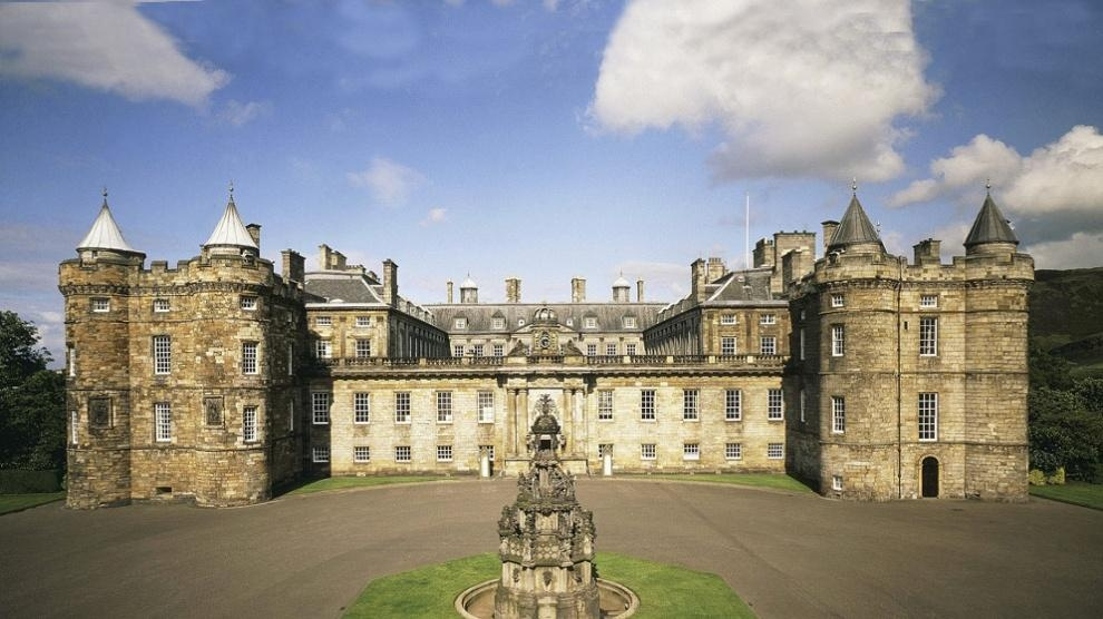 From The Royal Collection site, visit Palace of Holyroodhouse. © HM Queen Elizabeth II 2013