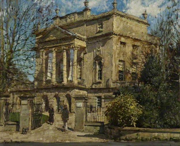 The Holburne Museum, Bath, Peter Bown