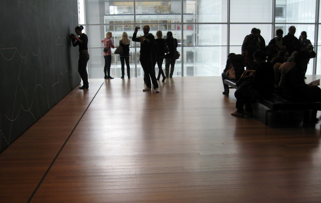 A summer visit to NYC and MOMA. Photo by me