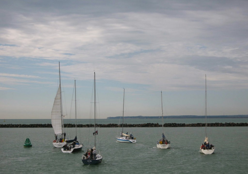 Another day racing at Ramsgate. Photo by me