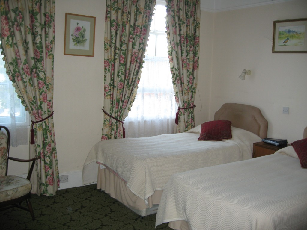 An Inn on the east coast of England.